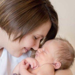 neugeborenenshooting von babyfotografin in bamberg babyshooting