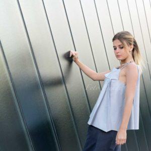 modeshooting mit model von modefotografin aus bamberg