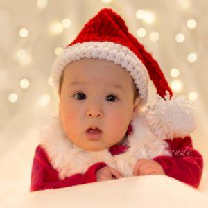 babyshooting in bamberg zu weihnachten nikolaus